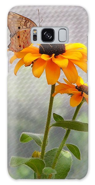 Moody Garden Beauties Galaxy Case