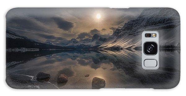 National Park Galaxy Case - Moody Lake by Jerrywangqian