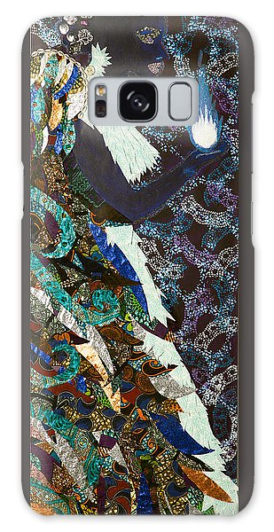 Moon Guardian - The Keeper Of The Universe Galaxy Case