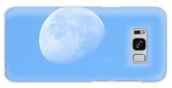 Moon In Daylight Galaxy Case