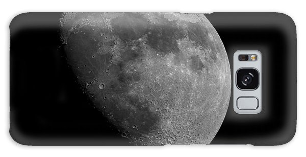 Moon Phase Galaxy Case