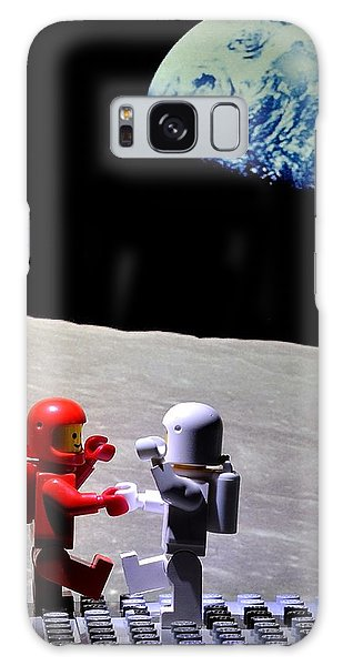 Moondance Galaxy Case
