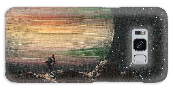 Moonhunter Galaxy Case