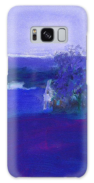 Moonlight In The Country Galaxy Case