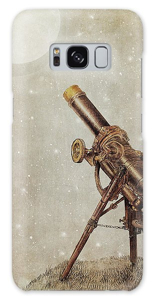 Antique Galaxy Case - Moonrise by Eric Fan