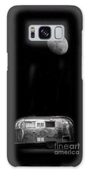 Moonrise Over Airstream Galaxy Case