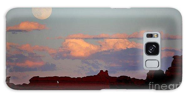Moonrise Over Goblins Galaxy Case