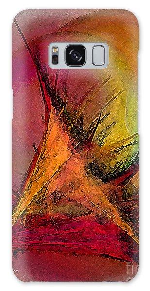Moonstruck-abstract Art Galaxy Case