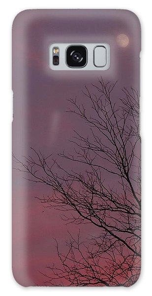Moonstruck Galaxy Case