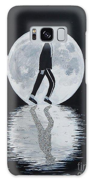 Moonwalker Galaxy Case