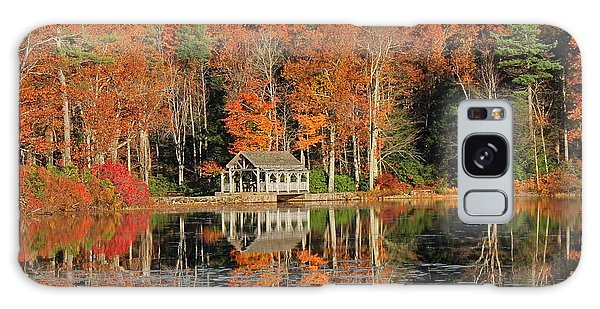 Moore State Park Autumn I Galaxy Case