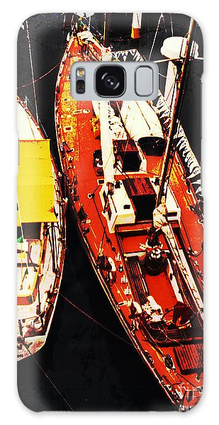 Moored Yachts Galaxy Case