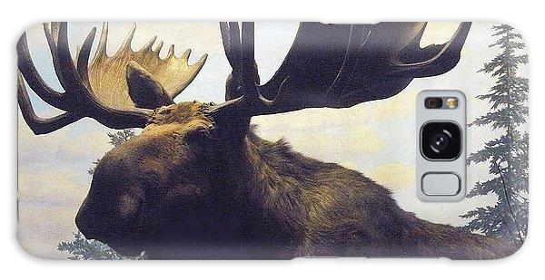 Moose Diorama Galaxy Case