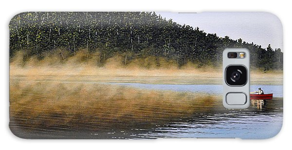 Moose Lake Paddle Galaxy Case