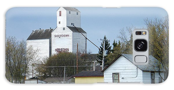 Moosomin - Saskatchewan - Canada Galaxy Case by Phil Banks