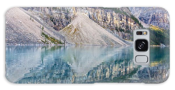 Moraine Lake Panorama B Galaxy Case