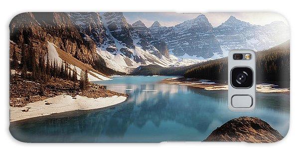 Moraine Lake Galaxy Case - Moraine Me. by Juan Pablo De