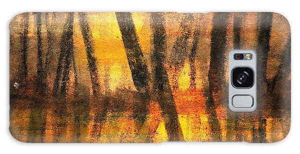 Labyrinth Of Evening Galaxy Case by R Kyllo