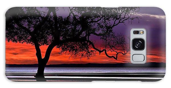 Moreton Bay View Galaxy Case