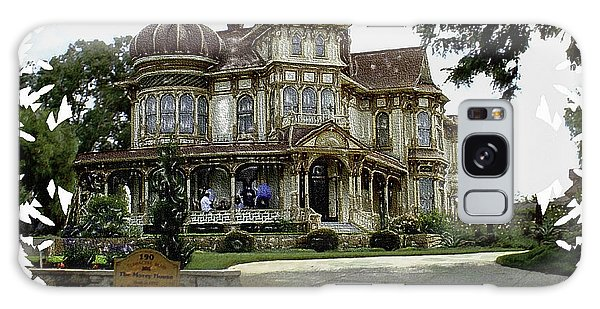 Morley Mansion Galaxy Case