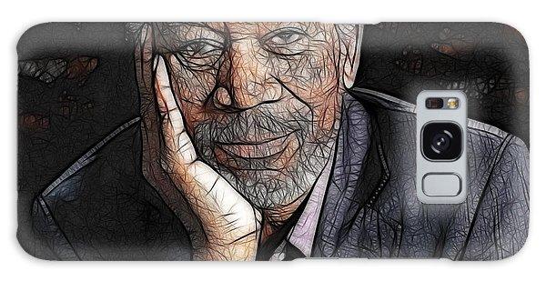 Morgan Freeman  Galaxy Case