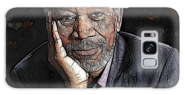 Morgan Freeman  Galaxy Case