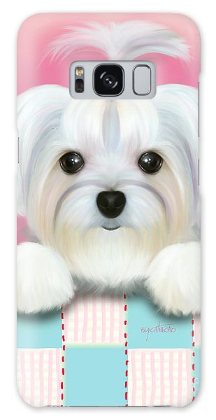 Morkie Shelly Galaxy Case