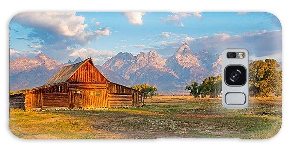 Mormon Row And The Grand Teton Galaxy Case