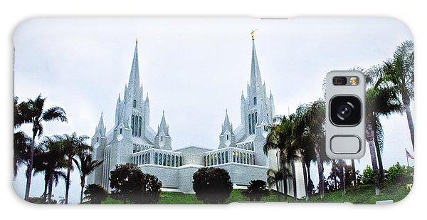 Mormon Temple La Jolla Galaxy Case