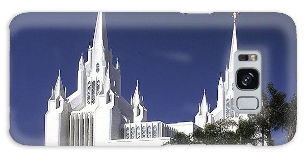 Mormon Temple Galaxy Case