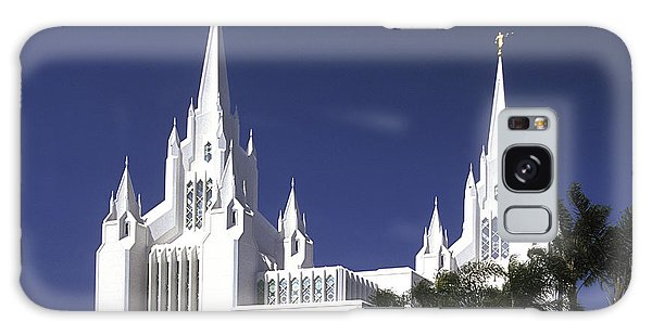 Mormon Temple Galaxy Case