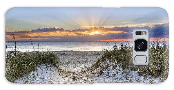 Boynton Galaxy S8 Case - Morning Blessing by Debra and Dave Vanderlaan