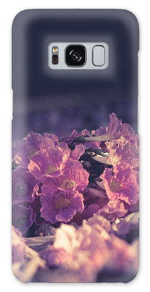 Morning Bloom Galaxy Case