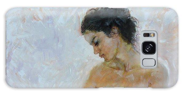 Breeze Galaxy Case - Morning Breeze by Ylli Haruni
