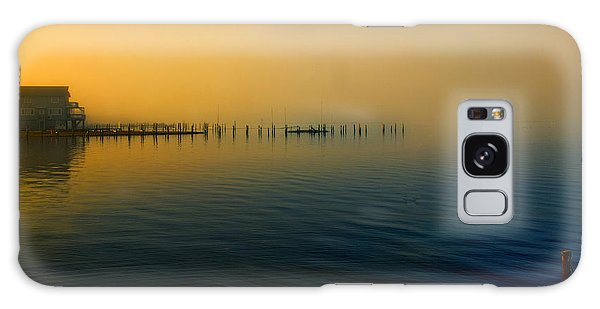 Morning Comes On The Bay Galaxy Case