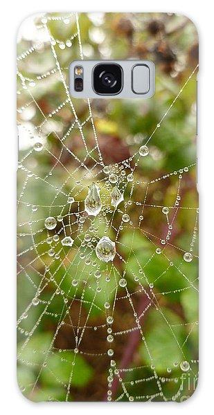 Morning Dew Galaxy Case by Vicki Spindler