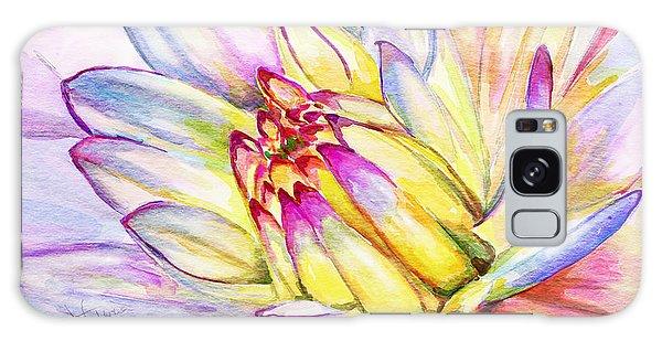 Morning Flower Galaxy Case