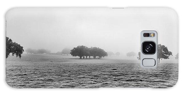 Morning Fog Galaxy Case by Howard Salmon