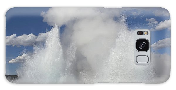 Morning-fountain Dual Eruption Galaxy Case