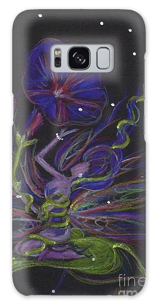 Morning Glory Galaxy Case by Dawn Fairies