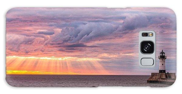 Morning Has Broken Galaxy Case by Mary Amerman