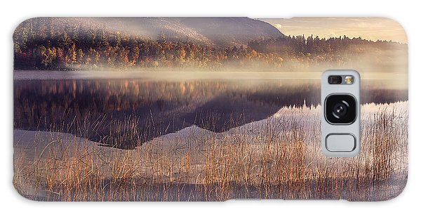 Morning In Adirondacks Galaxy Case by Magda  Bognar