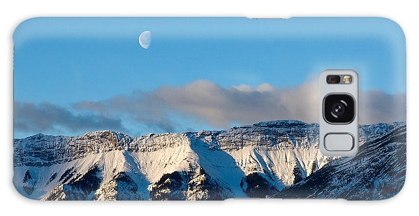 Morning In Mountains Galaxy Case