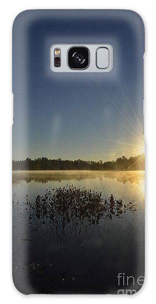 Morning In The North Woods Galaxy Case