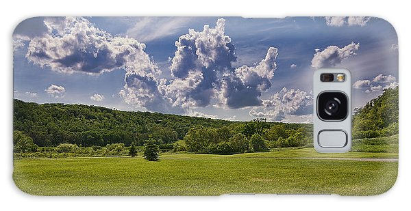 Morning Landscape Galaxy Case