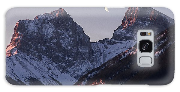 Morning Light Canmore Galaxy Case