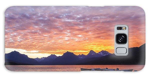 Morning Light Galaxy Case by Jon Glaser