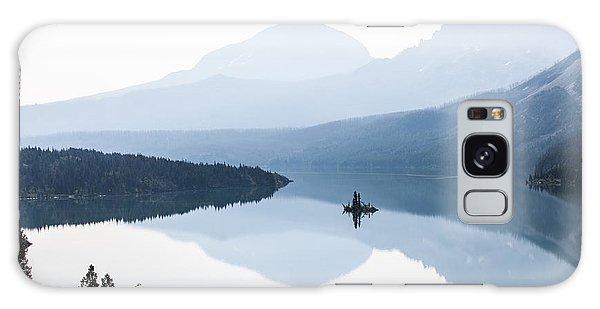 Morning Mist Galaxy Case by Aaron Aldrich