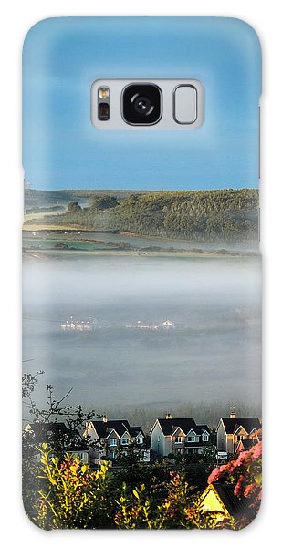 Morning Mist Over Lissycasey Galaxy Case