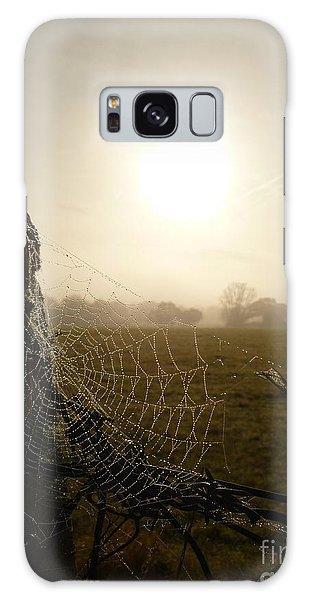 Morning Mist Galaxy Case by Vicki Spindler